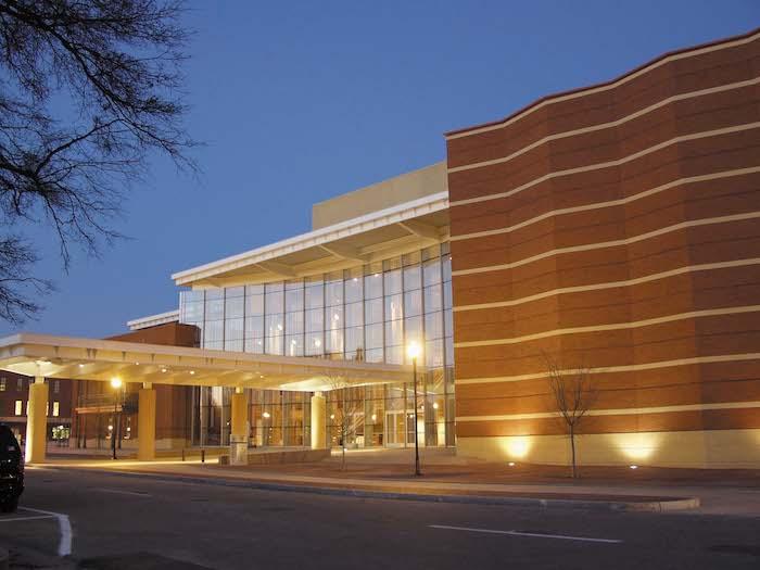RiverCenter for the Performing Arts Columbus Georgia